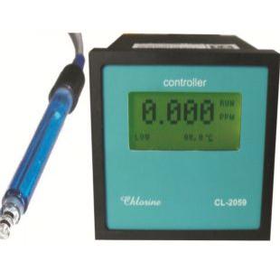 上海博取仪器在线余氯分析仪,测水中余氯含量,CL-2059A