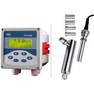 工业在线纯水溶氧仪,上海博取仪器在线溶氧仪,DOG-3082
