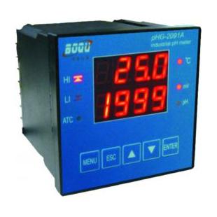 上海博取仪器,常规污水在线PH计,PHG-2091A