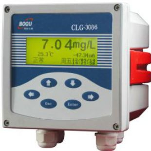 上海博取离子测量仪/离子分析仪CLG-3086,在线氯离子计
