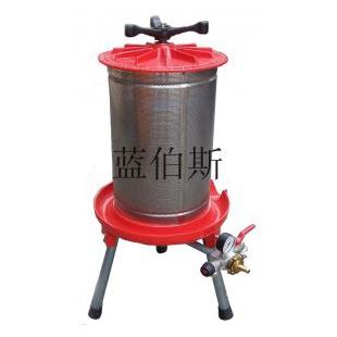 水囊式葡萄压榨分离机