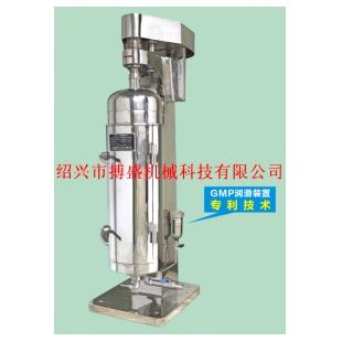 浙江搏盛石墨烯离心机搏盛石墨烯提取固液分离型GQ142RS管式分离机