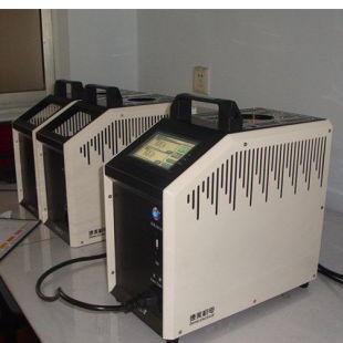 大耀高温触摸屏干体炉DY-GTL1200X