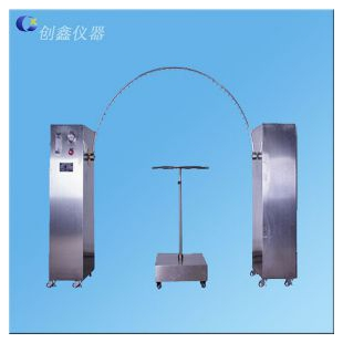 深圳创鑫淋雨试验箱/防水试验箱IPX3-4摆管淋雨试验机