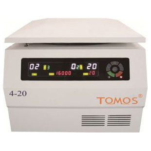 TOMOS 4-20 台式高速离心机