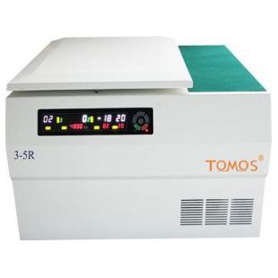 TOMOS 3-5R 台式低速冷冻离心机