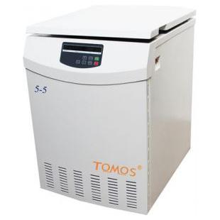 TOMOS 5-5 低速大容量常温离心机