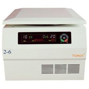 TOMOS 2-6 台式低速离心机