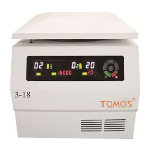 TOMOS 3-18 台式高速离心机