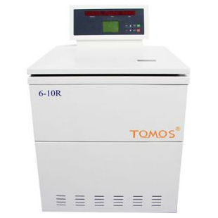 TOMOS 6-10R 高速大容量冷冻离心机