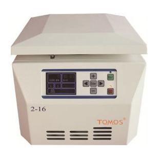 TOMOS 2-16 台式高速离心机