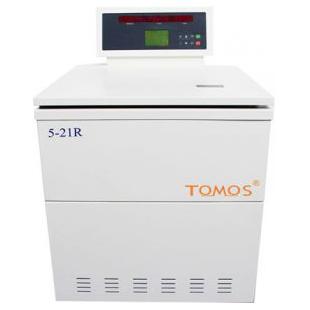 TOMOS 5-21R 高速冷冻离心机