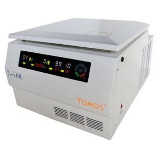 TOMOS 2-16R 台式高速冷冻离心机