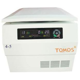 TOMOS 4-5 臺式低速大容量離心機