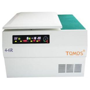 TOMOS 4-6R台式低速冷冻离心机