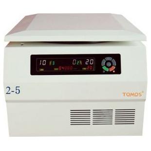TOMOS 2-5 台式低速离心机