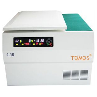 TOMOS 4-5R 台式低速冷冻离心机