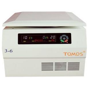 TOMOS 3-6 台式低速离心机
