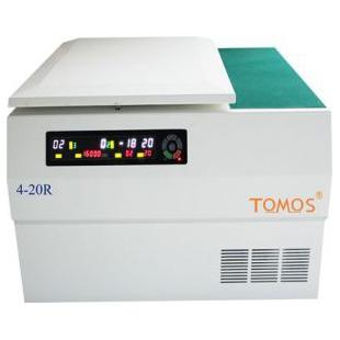 TOMOS 4-20R 台式高速冷冻离心机