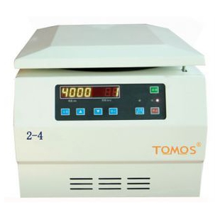 TOMOS 2-4 台式低速离心机