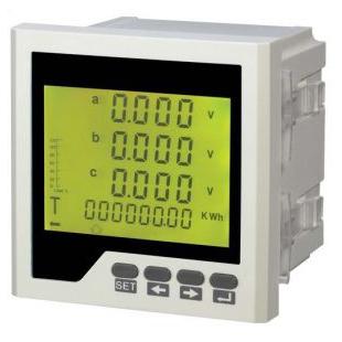 大连虹润HD-3AV三相电压表、三相数显电压表、交流电压表、数显电压表、数字电压表