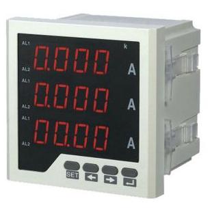 大连虹润三相电流表,三相数显电流表、数显电流表、交流电流表