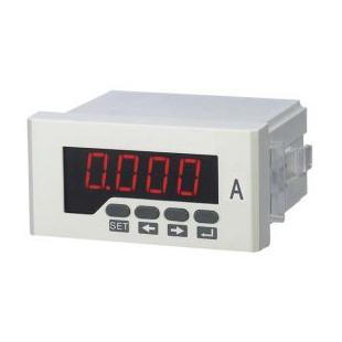 大连虹润HD-AA数显电流表、单相电流表、交流电流表、单相数显电流表