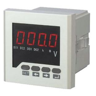 大连虹润数显电压表、单相电压表、交流电压表、数字电压表