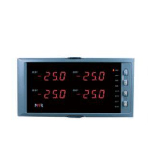 虹润NHR-5740四路数显表,压力显示仪,温度显示仪,液位显示仪