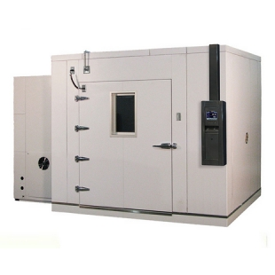东莞易升步入式高低温交变湿热试验室