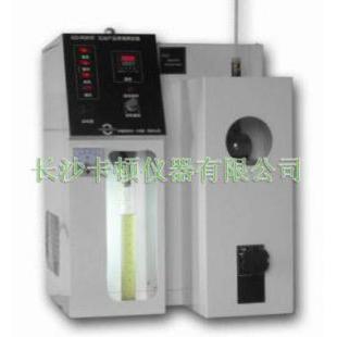 卡顿石油产品蒸馏测定仪KD-R2015