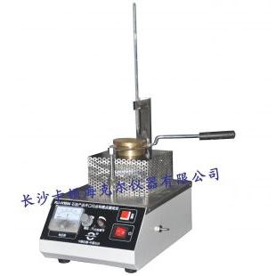 长沙卡顿石油产品开口闪点测定器GB/T3536