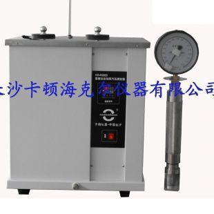 雷德法饱和蒸汽压测定器(压力表)