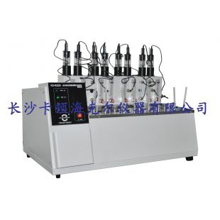 长沙卡顿第五代-全自动生物柴油氧化安定性测定器