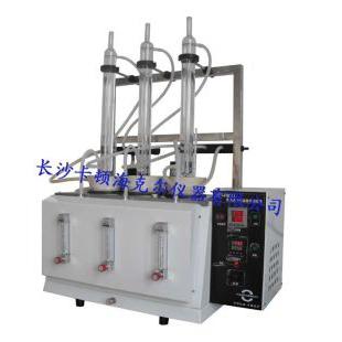 长沙卡顿发动机冷却液腐蚀测定器 ASTM D1384 SH/T0085 产品型号:KD-F8031