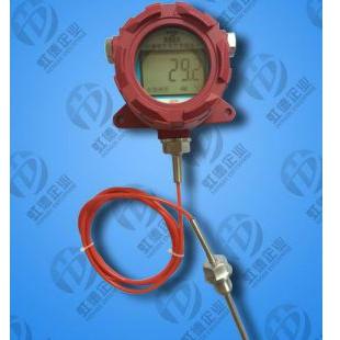 上海虹德測溫儀/溫度計/溫濕度計HD-SXM-446R-B防爆數顯溫度計