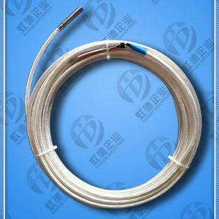 上海虹德温度传感器WZP2-6.4/10铂热电阻