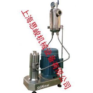 油水高速乳化机