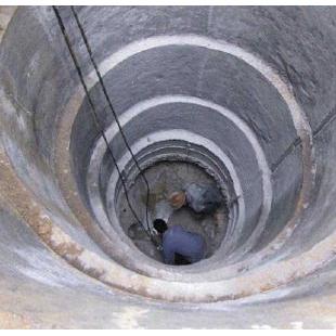 深圳天溢鹏岩石劈裂机竖井开挖工程爆破机械
