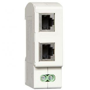 美国警惕眼电涌保护器/防雷器WTH-SG/RJ45