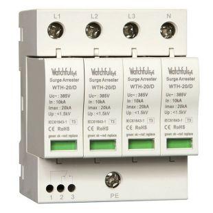 美国警惕眼电涌保护器/防雷器WTH-20/D/R/4P系列