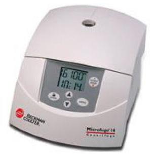 美国贝克曼库尔特离心机Microfuge® 16台式微量离心机