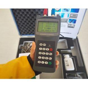 超声波流量计哪家好 LB-2000H便携式超声波流量计