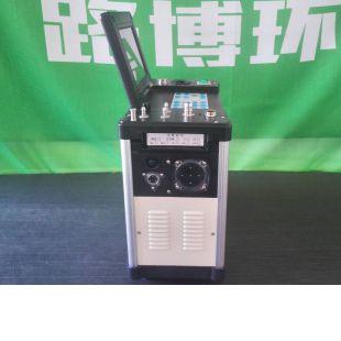 烟尘采样器的缓冲筒需要加什么东西LB-70C路博