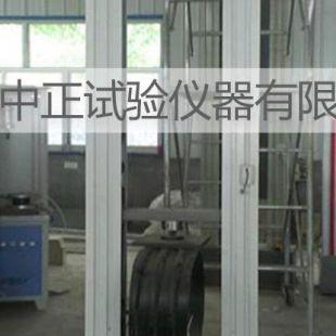 中正管材环刚度试验机 塑料管压扁平试验机