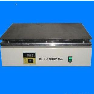 常州中捷DB-1不锈钢电热板