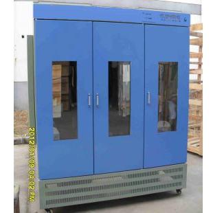 常州中捷RQH-1500智能人工气候箱