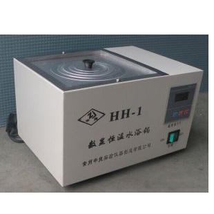 常州中捷数显恒温水浴锅HH-1