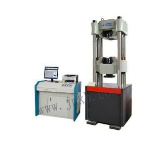 万能试验机 液压万能试验机的操作