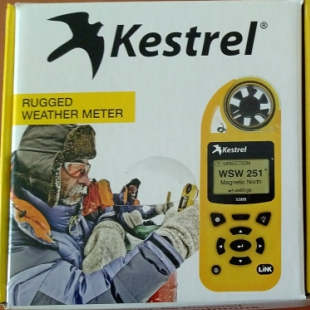 NK5500&5500L手持气象站